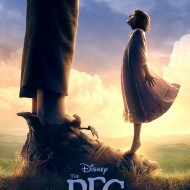 Disney unveils first poster for The BFG, directed by Steven Spielberg