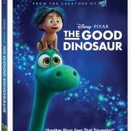 The Good Dinosaur – On Blu-ray and Digital HD February 23