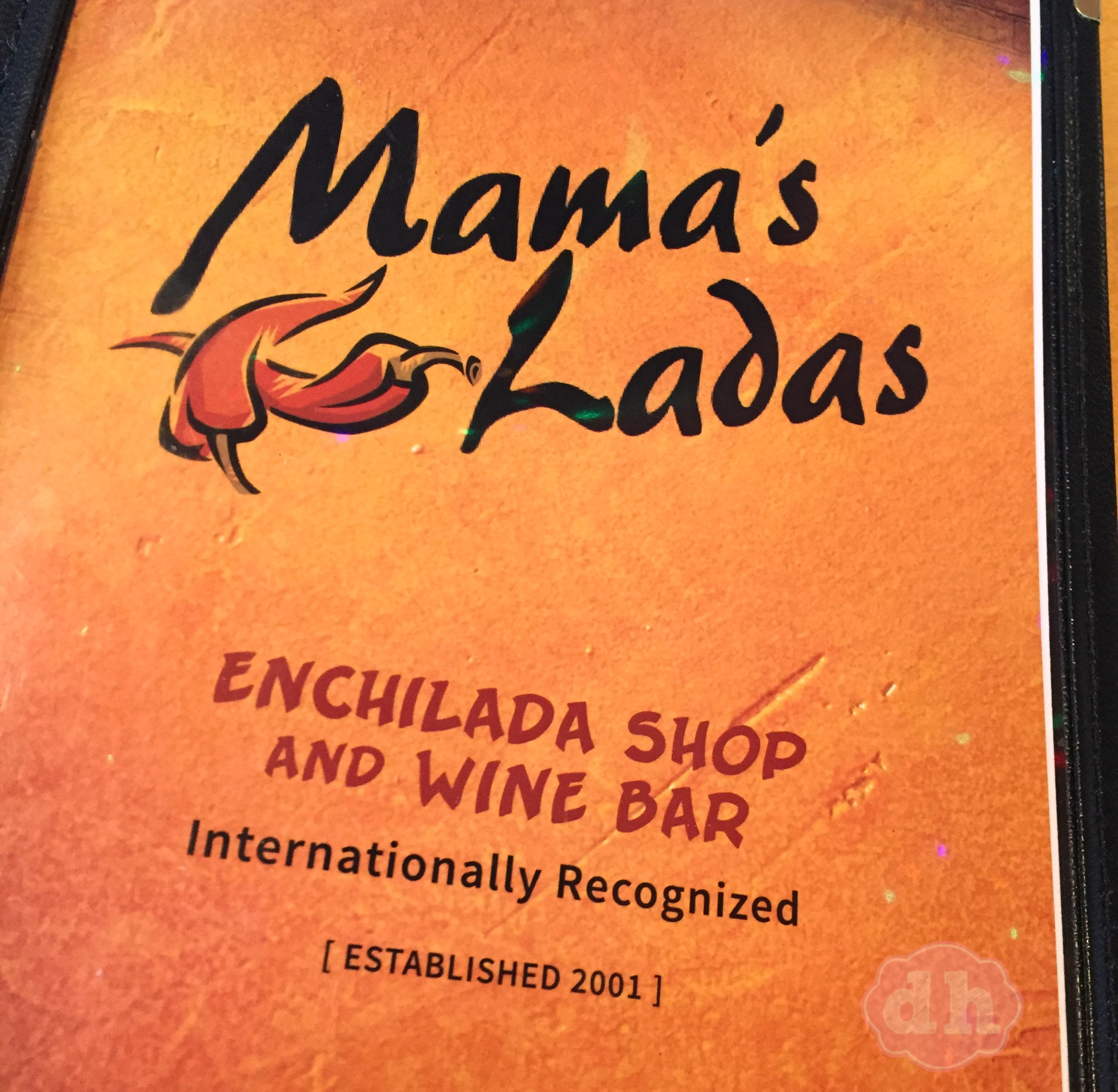 There's Only One thing on the Menu at Mama's Ladas