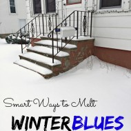 Smart Ways to Melt Winter Blues #BetterMoments
