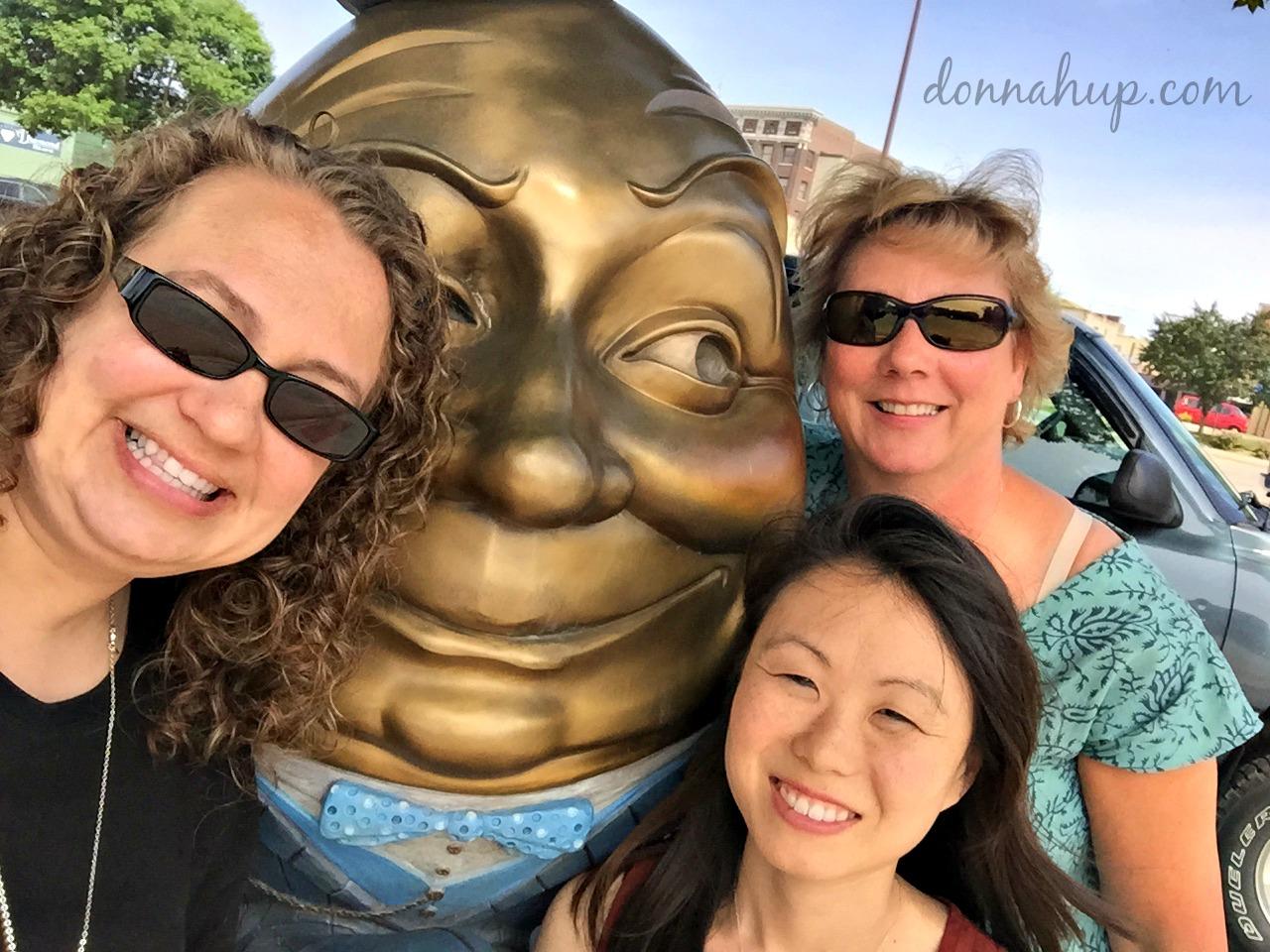 The Mason City Sculpture Walk