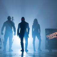 Marvel Studios Begins Production on GUARDIANS OF THE GALAXY Volume 2 #GotGVol2