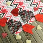 Valentine's Day Craft – Pencil Arrows