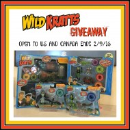 Wild Kratts Giveaway