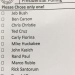 My First Iowa Caucus