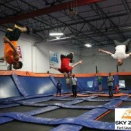 Save on your Party at SkyZone!