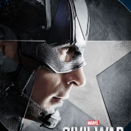 Marvel's CAPTAIN AMERICA: CIVIL WAR – #TeamCap Posters Now Available