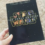 Star Wars: The Force Awakens on DVD and Blu Ray 4/5