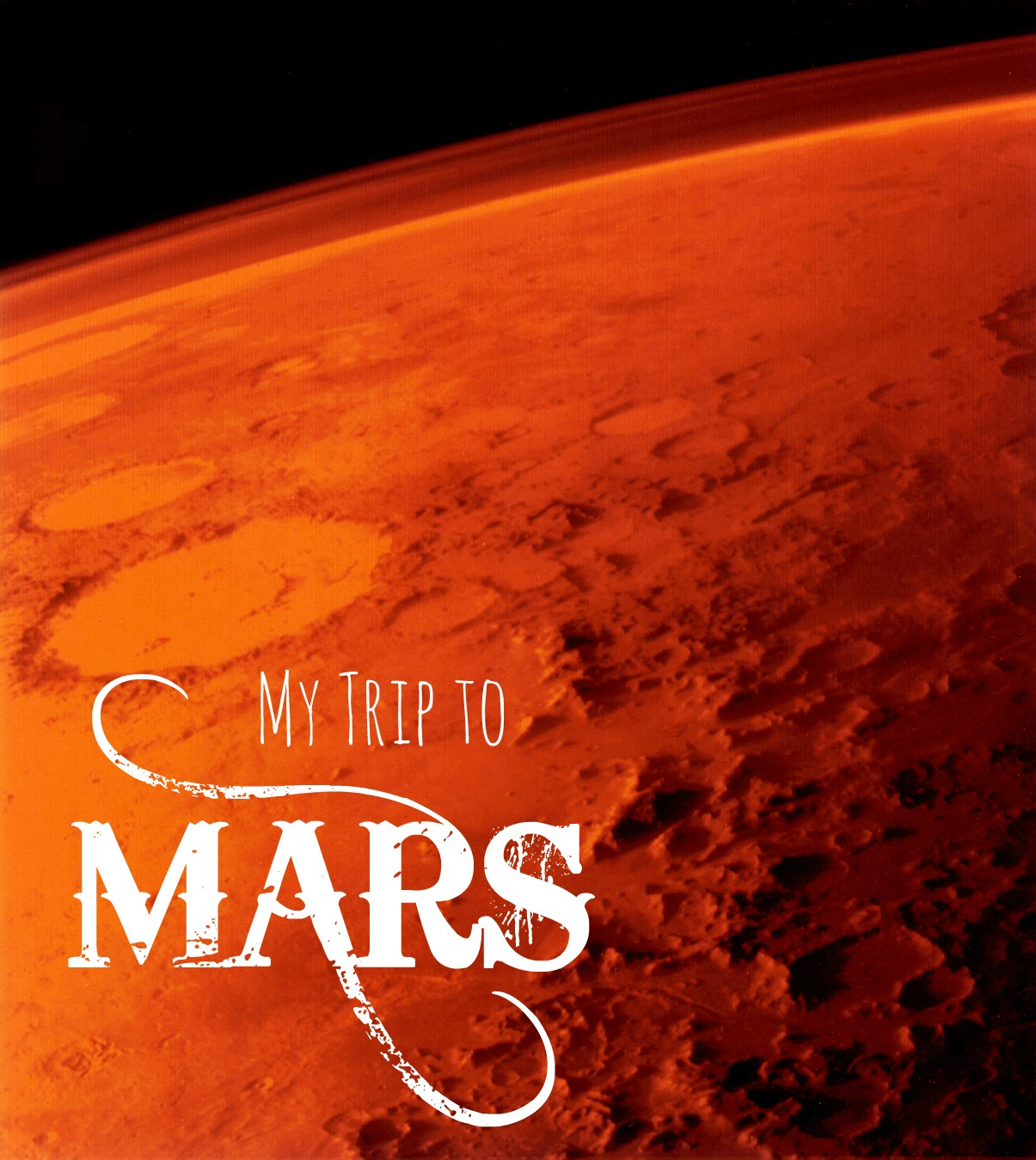 One Way Trip to Mars - donnahup.com