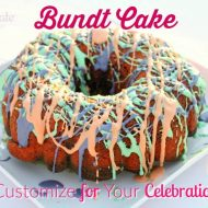 Bundt Cake Decorating Ideas