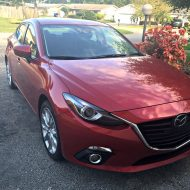 Taking a Road Trip in the Mazda 3