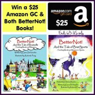 BetterNot! Books Giveaway