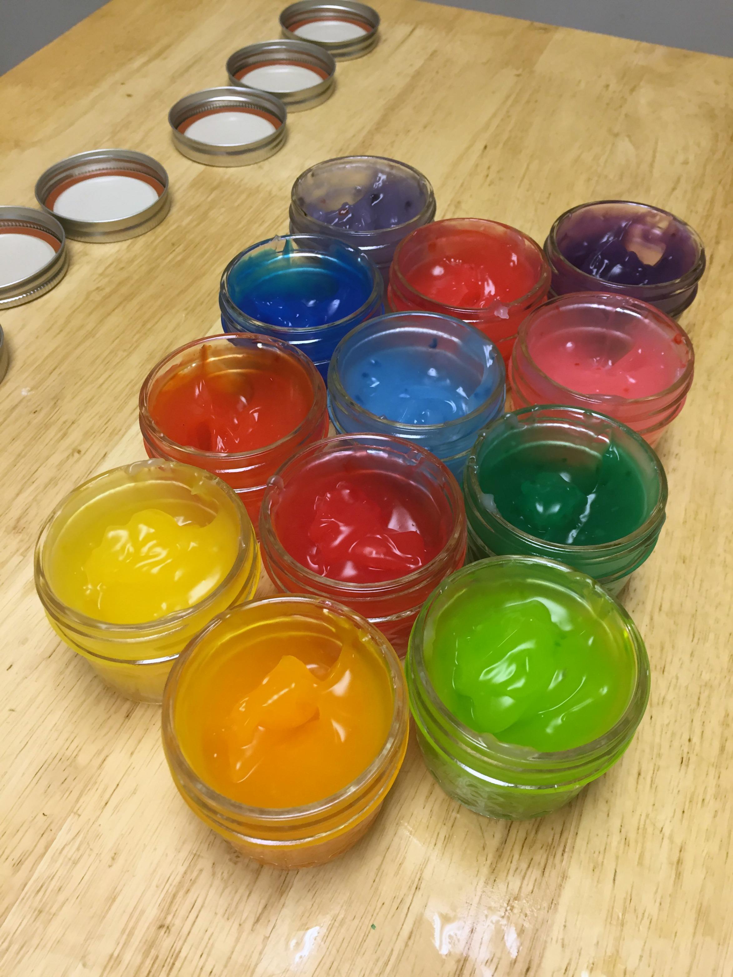 Homemade Finger Paint Recipe #HugtheMess #cbias