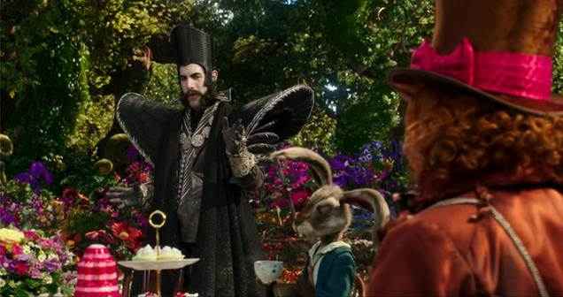 ALICE THROUGH THE LOOKING GLASS Coloring Sheets and Activity Sheets