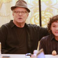 Meet Marlin & Nemo: Albert Brooks & Hayden Rolence