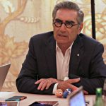 Sitting Down with Eugene Levy voice of Charlie #FindingDoryEvent