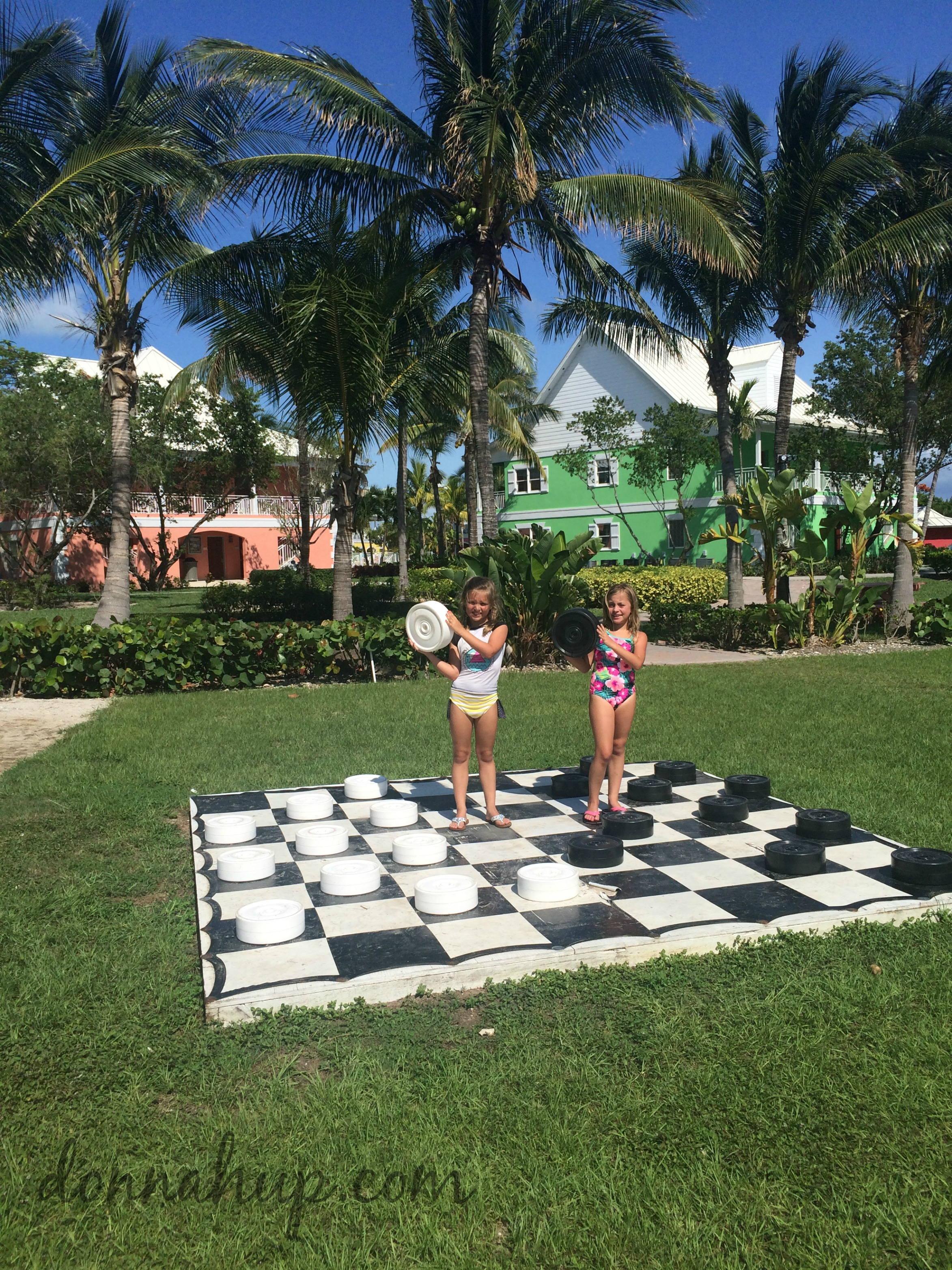 Best Hotel in Bahamas? Old Bahama Bay!