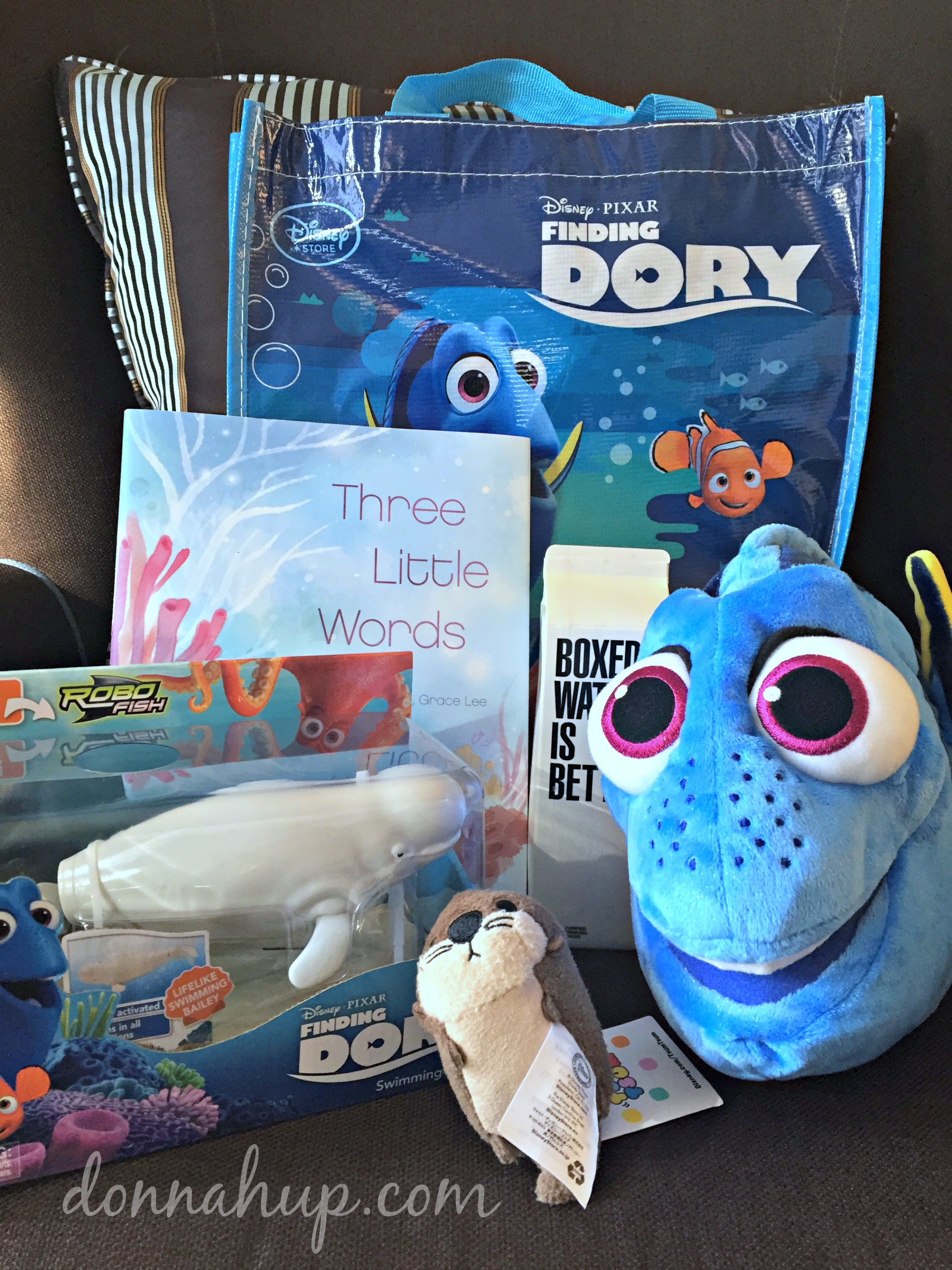 I'm Finding Dory Everywhere! #FindingDoryEvent