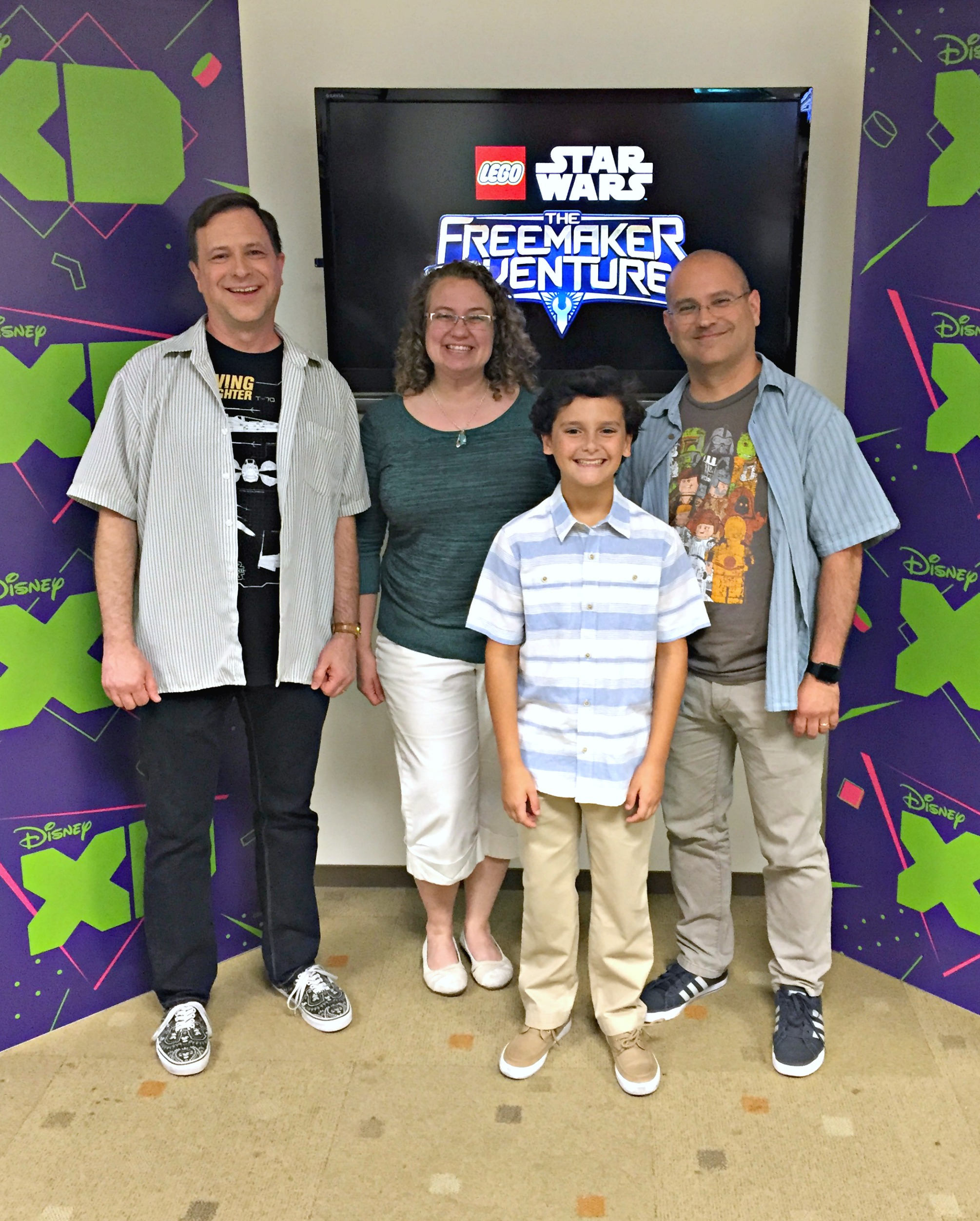 LEGO Star Wars: The Freemaker Adventures – Any Child Can Be a Hero
