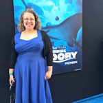 I was at the FINDING DORY World Premiere!