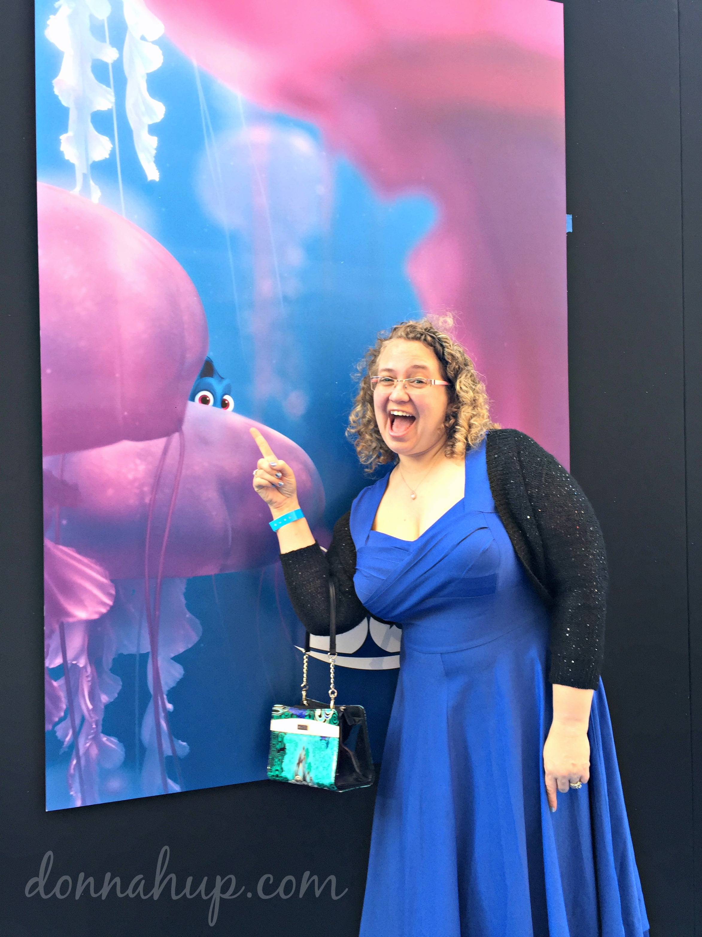 I was at the FINDING DORY World Premiere! #FindingDoryEvent #HaveYouSeenHer