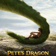 PETE'S DRAGON Trailer Announcement & Poster Release
