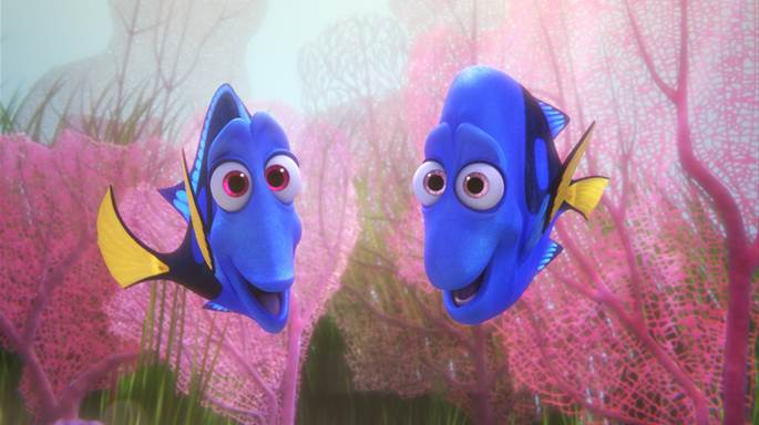 FINDING DORY - Now Playing in Theatres Everywhere #FindingDoryEvent