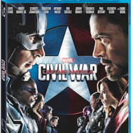 Marvel's Captain America: Civil War On Digital HD on Sept. 2 and Blu-ray on Sept. 13