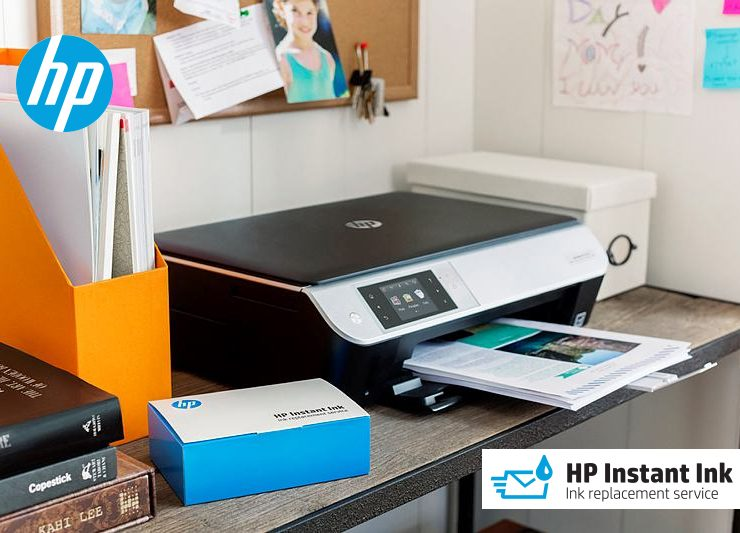 Instant Ink From HP Ink Cartridges Refills Come to your Front Door!