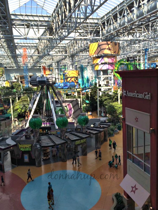 Mall of America Restaurants, Shopping, Rides, and so much More!