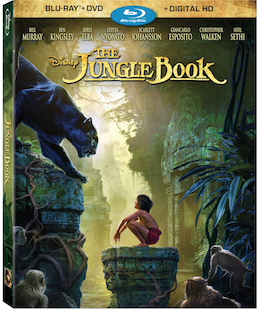 Disney's THE JUNGLE BOOK - On Digital HD August 23, Blu-ray August 30th and returning exclusively to select IMAX® theatres for a limited time only.