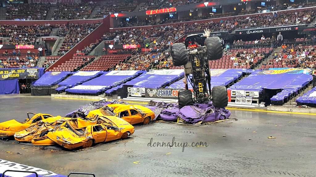 Monster Jam Motorsport Excitement