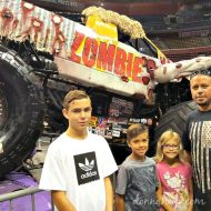 Monster Jam Motorsport Excitement
