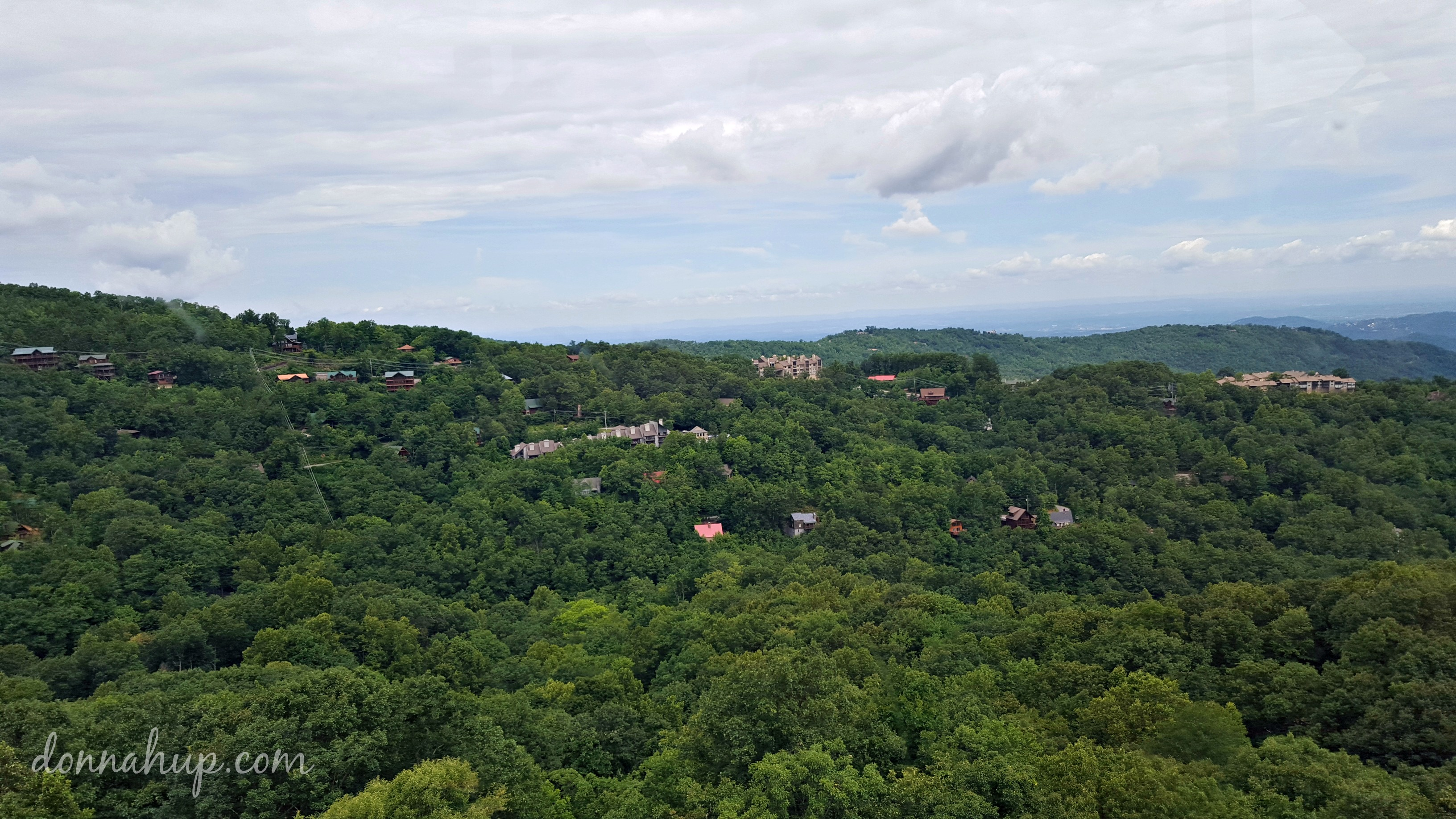 Ober Gatlinburg Ski Resort Tennessee in the Summer