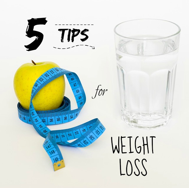 5-tips-for-weight-loss