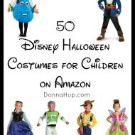 50 Disney Halloween Costumes for Children on Amazon