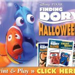 Finding Dory Halloween Activities