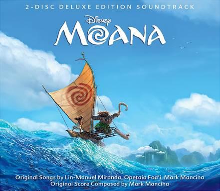 MOANA - 2 New Clips & Soundtrack Details