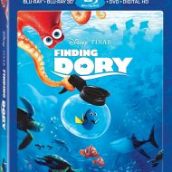 Easter Eggs and Bonus Clips – Finding Dory on Blu-ray 3D, Blu-ray, DVD and On-Demand Now