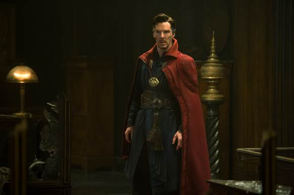 Marvel's Doctor Strange - New LEGO Poster Now Available