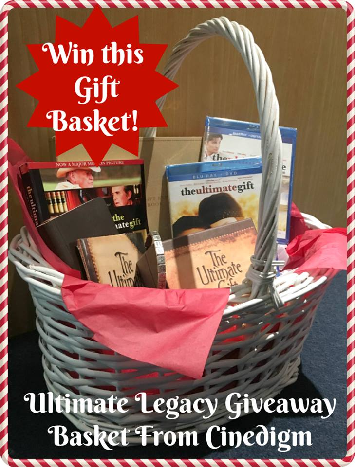 The Ultimate Legacy Giveaway