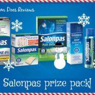 Salonpas Pain Relief Giveaway