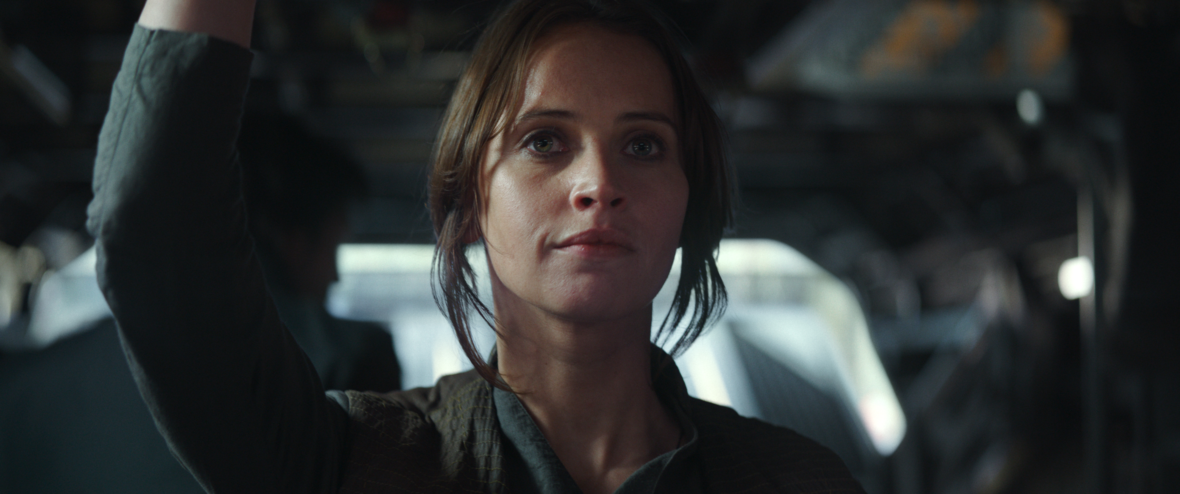 A Strong Female Role Model in Felicity Jones