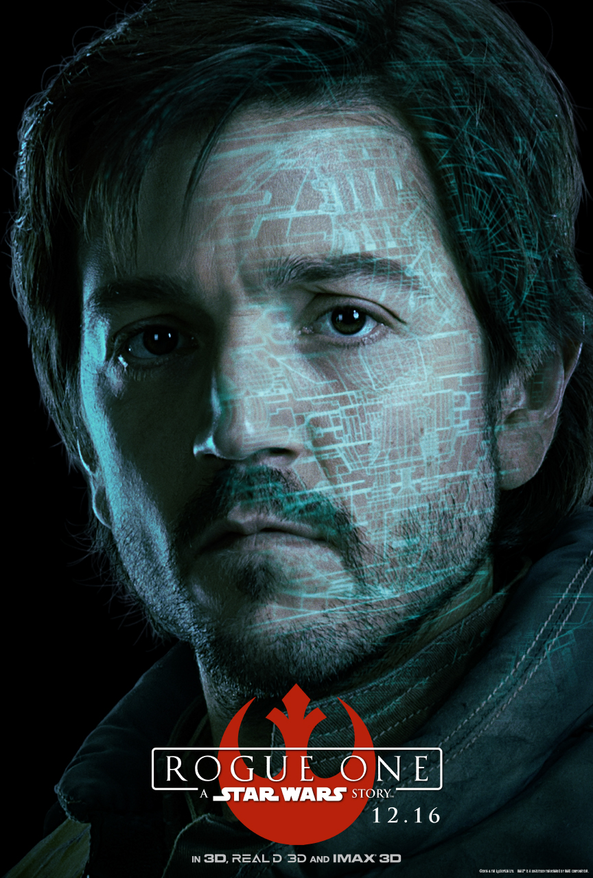 Talking Rogue One with Diego Luna