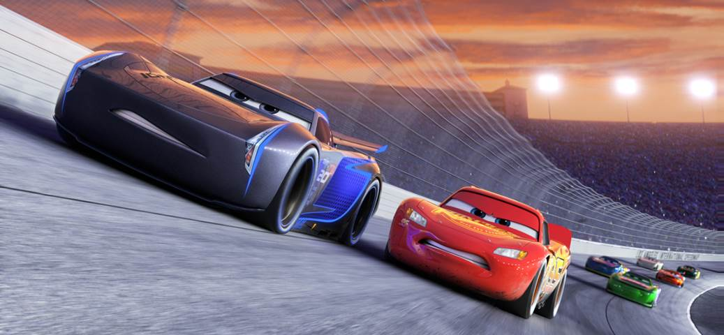 OWEN WILSON, CRISTELA ALONZO and ARMIE HAMMER Buckle Up for CARS 3