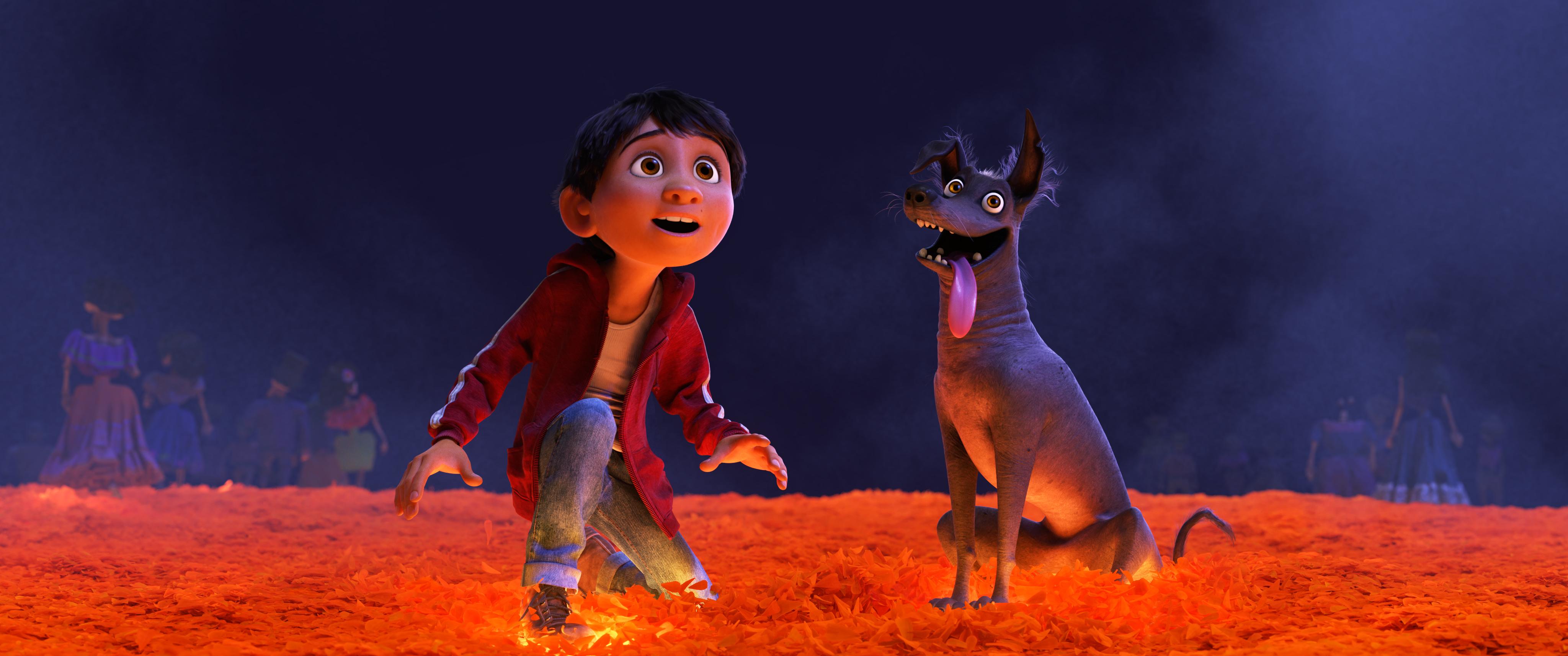 Disney·Pixar's COCO - New Teaser Trailer