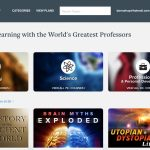 Online Learning, Online Training, and More with the Great Courses Plus