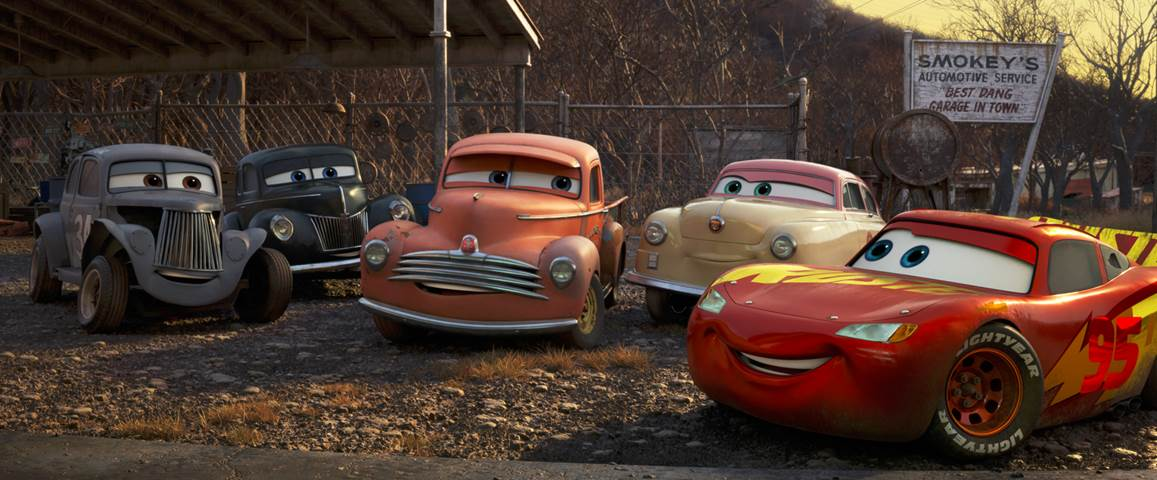 CARS 3 - New Trailer Now Available