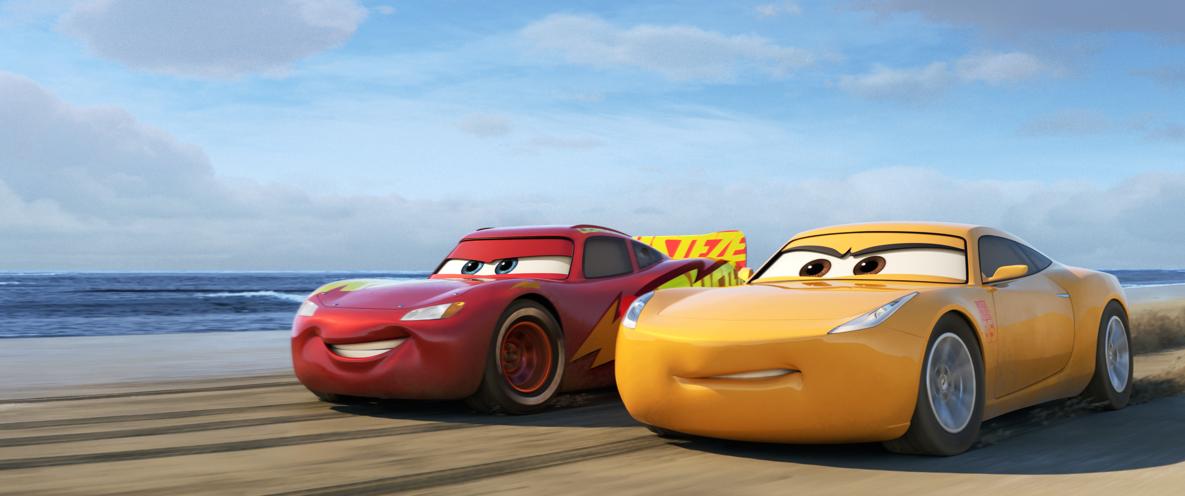 I'm heading to the Disney Pixar Cars 3 and More!