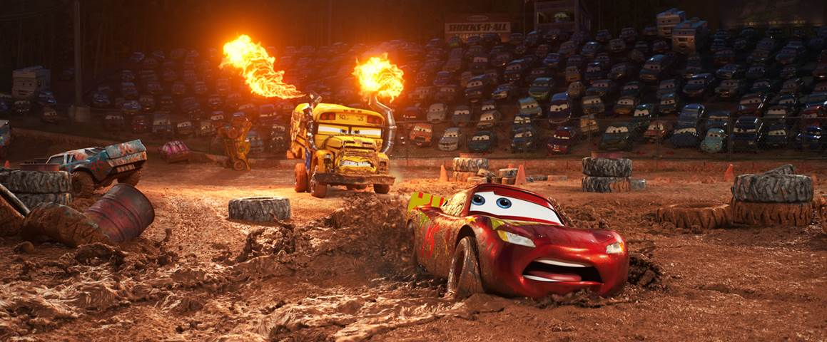 """CARS 3 - """"Build Your Own Race Course"""" Activity Sheets Now Available"""